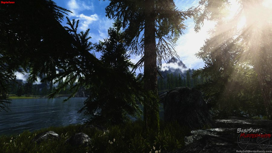 Skyrim Ultra Max Settings RealVision ENB Mod screenshot 1