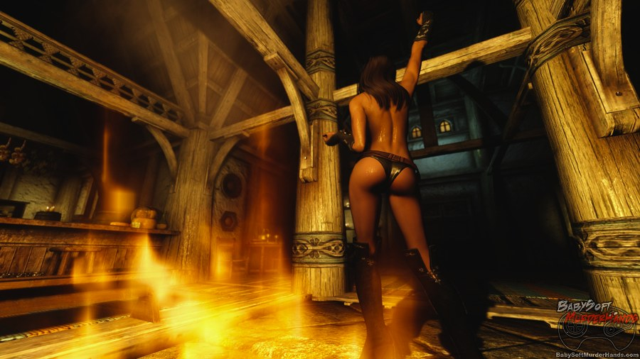 Skyrim Ultra Max Settings RealVision ENB Mod screenshot 2