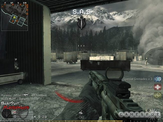 Top 5 Cheap Online Multiplayer FPS Games Call of Duty 4 Modern Warfare
