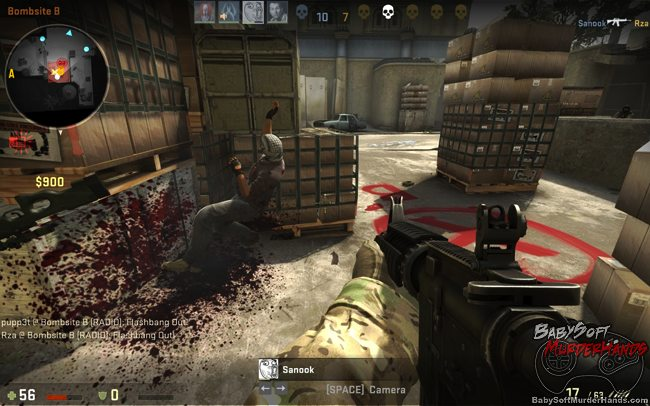 online multiplayer fps shooting games