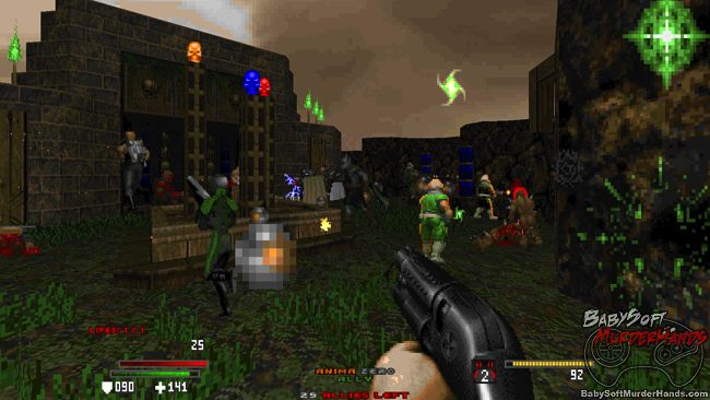 Top 5 Cheap Online Multiplayer FPS Games Zandronum Doom II