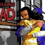 Walking Dead Commodore 64 C64 Screenshot 1