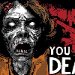 Walking Dead Commodore 64 C64 Screenshot 3