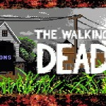 Walking Dead Commodore 64 C64 Screenshot 6