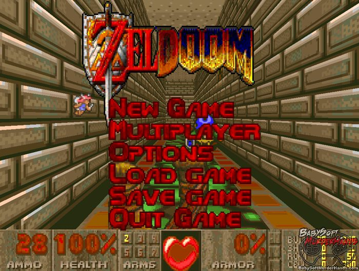 Zeldoom Zelda Doom Mods 2