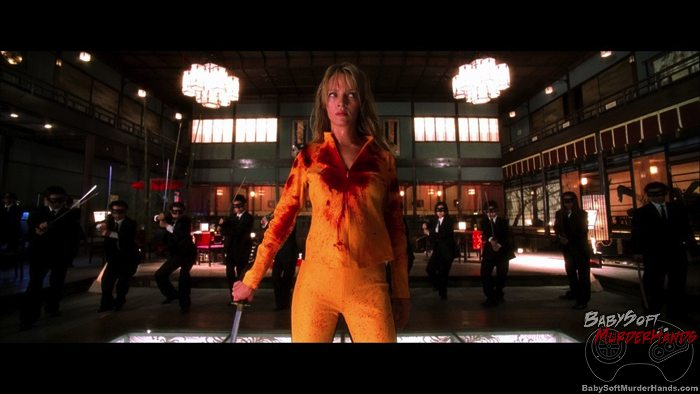 movies for gamers kill bill scene