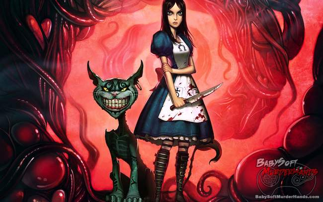 Alice Madness Returns EA American McGee Alice 3