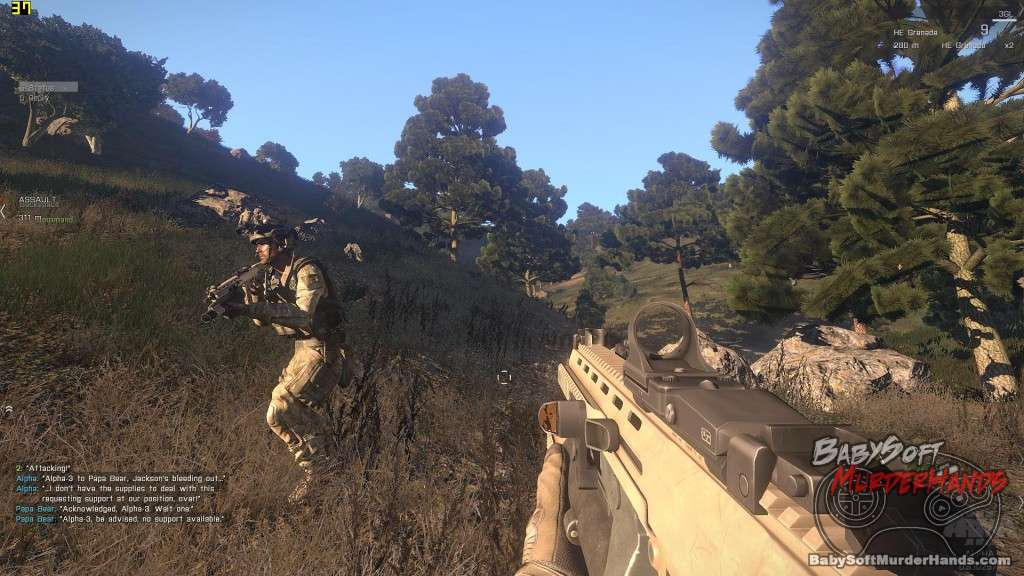 Arma 3 PC System Requirements Max Settings Graphics 1