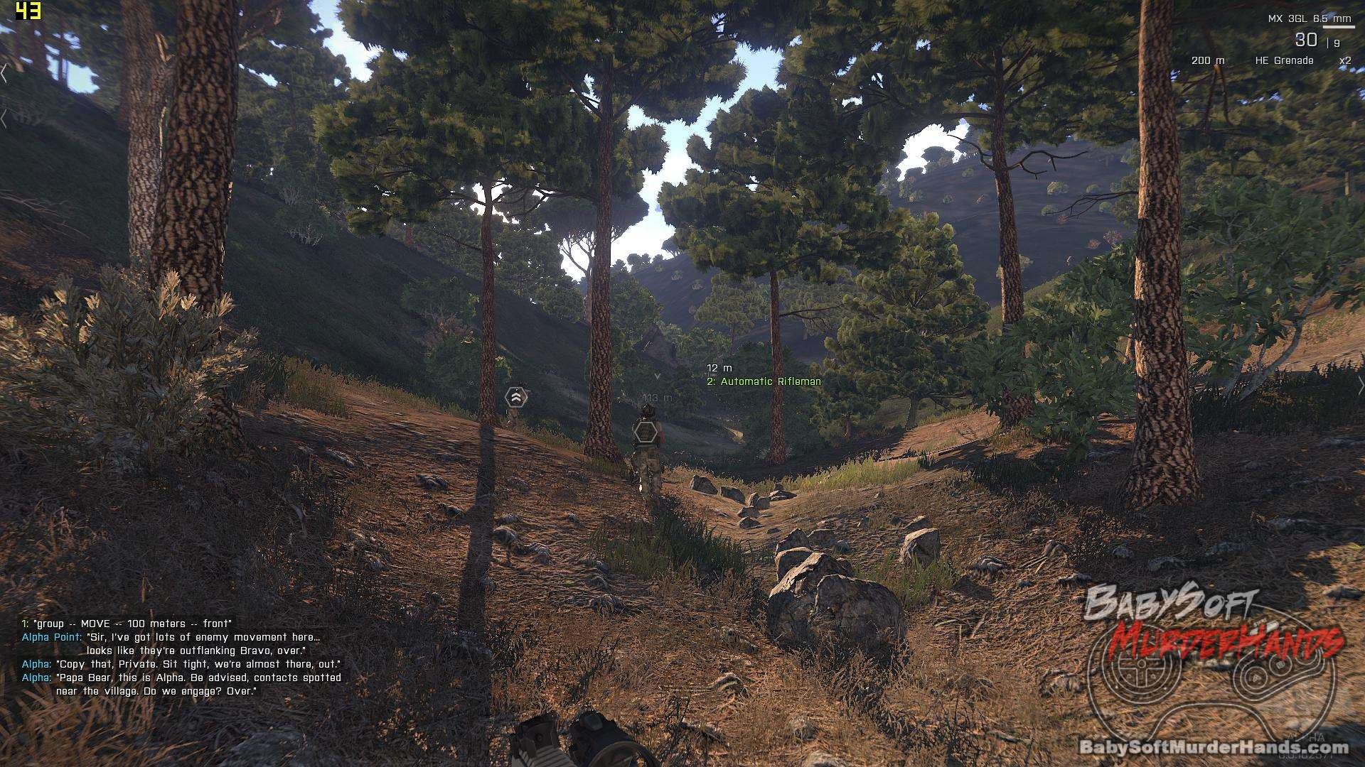 Arma 3 PC System Requirements  Max Settings Graphics