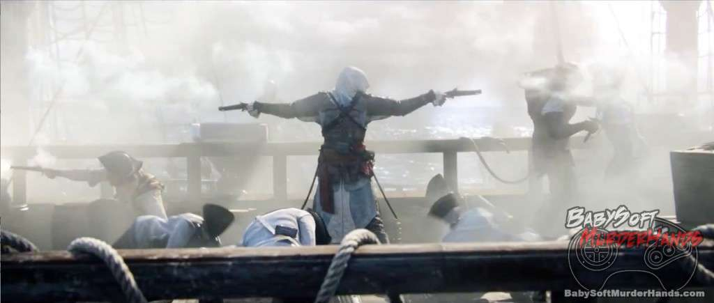 Assassins Creed 4 Black Flag Leaked Trailer 2