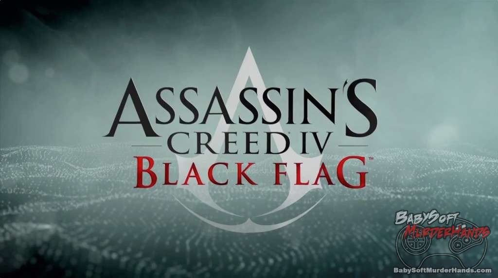Assassins Creed 4 Black Flag Leaked Trailer 3