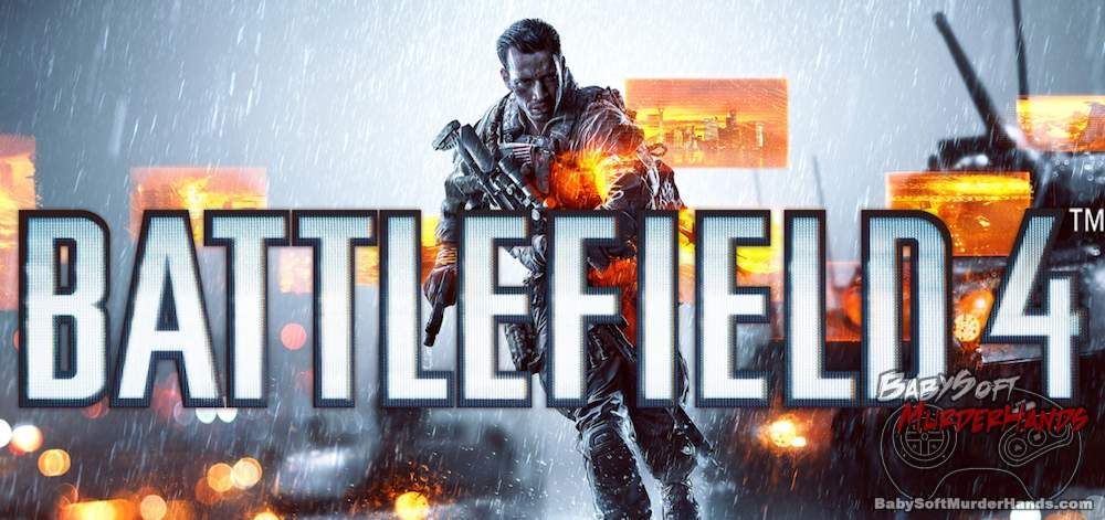 Battlefield 4 cover art leaked