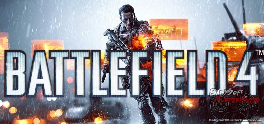 Battlefield 4 cover art leaked