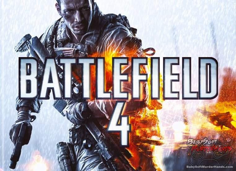 Battlefield 4 title