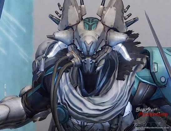 Bungie Destiny character art models Fallen