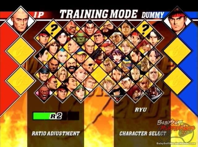 Capcom vs SNK 2 PS3 CSV2