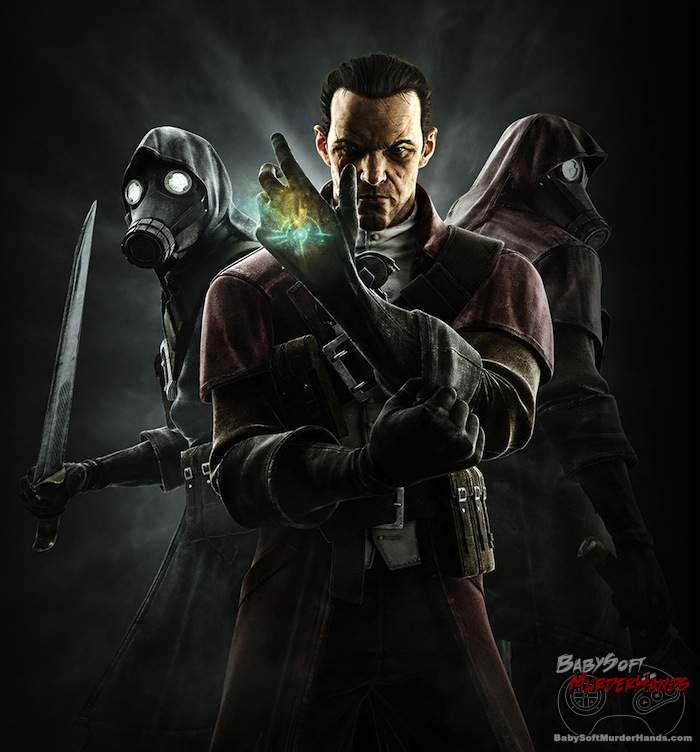 Dishonored The Knife of Dunwall DLC 1