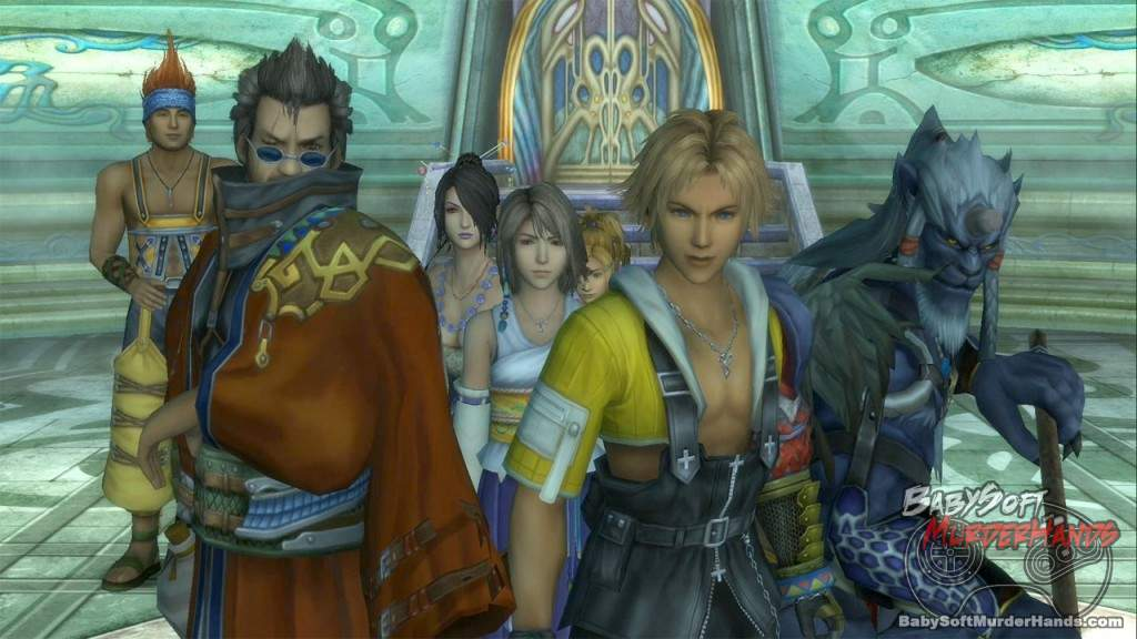 Final Fantasy X HD Remaster screenshot 2