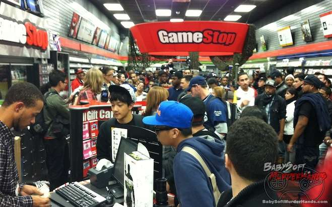 GameStop President talks Playstation Vita price drop PS4 Shortages