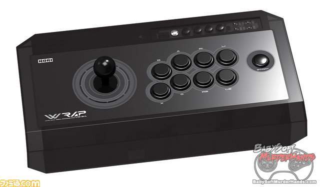 Hori releasing new & improved Wireless Arcade Stick 2