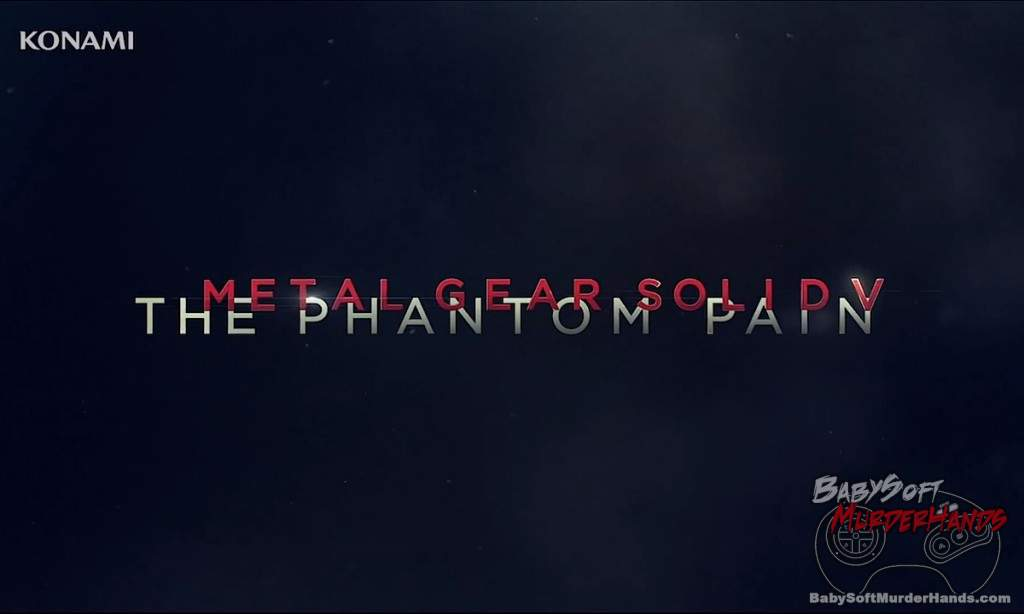 Kojima Metal Gear Solid 5 The Phantom Pain screenshot 1