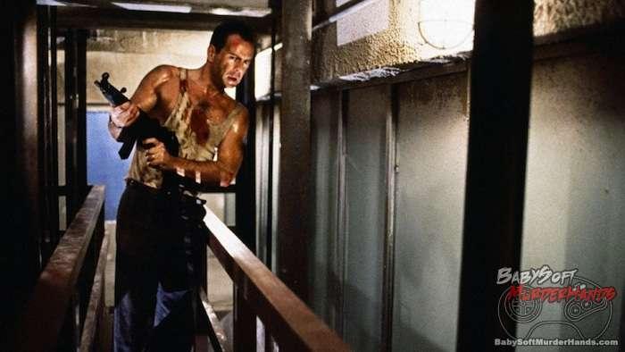 Movies For Gamers Die Hard 1988 scene