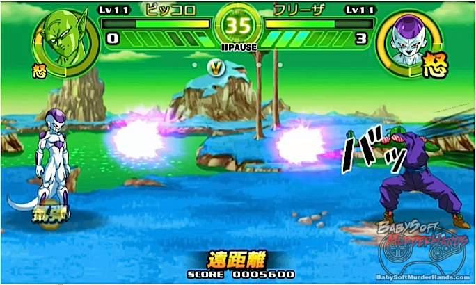 Namco Bandai DragonBall Tap Battle iOS Android 1