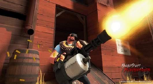 Oculus Rift VR Team Fortress 2 Hat Valve 1