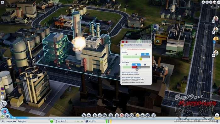 SimCity server down