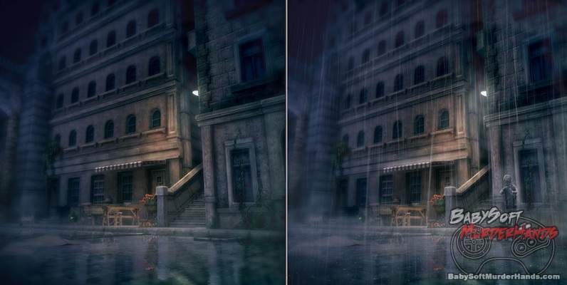 Sony PSN Game Rain ScreenShot 1