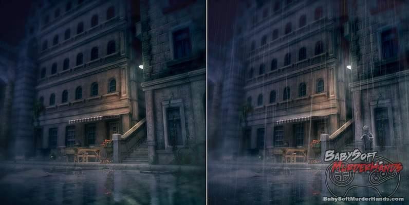 Sony PSN Game Rain ScreenShot 1