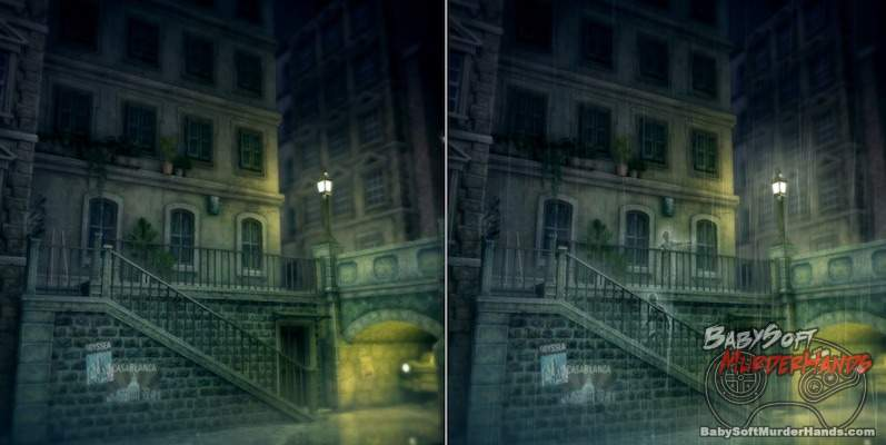 Sony PSN Game Rain ScreenShot 2