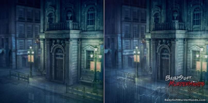 Sony PSN Game Rain ScreenShot 3