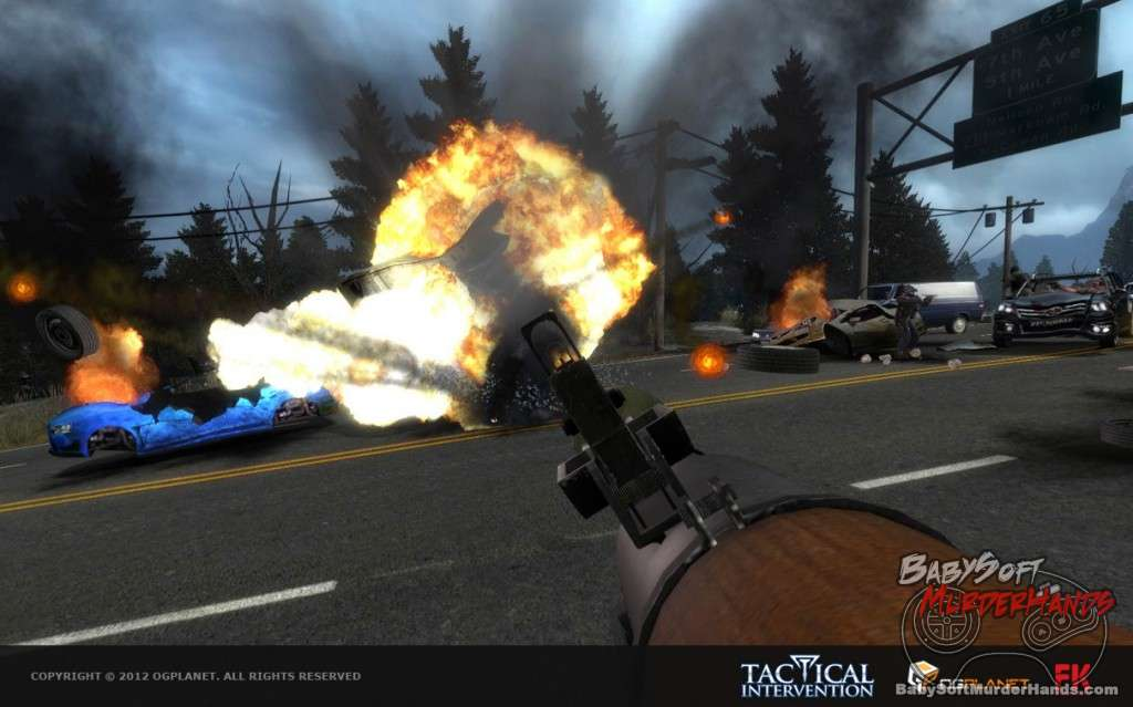 Tactical Intervention Screenshot 2