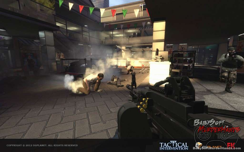 Tactical Intervention Screenshot 3