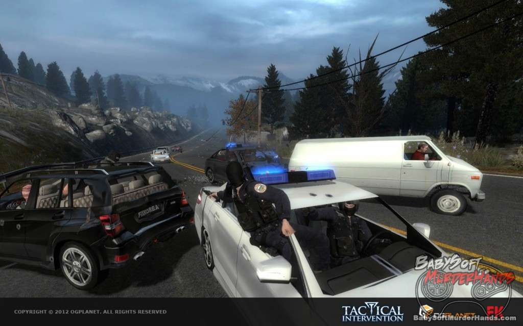 Tactical Intervention Screenshot 4