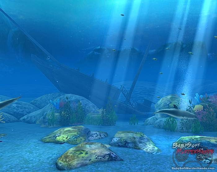 The Big Blue The spiritual sequel ECCO Tides of Time 1
