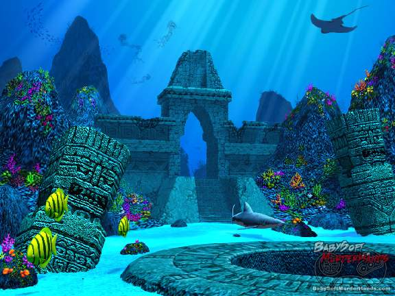 The Big Blue The spiritual sequel ECCO Tides of Time 2