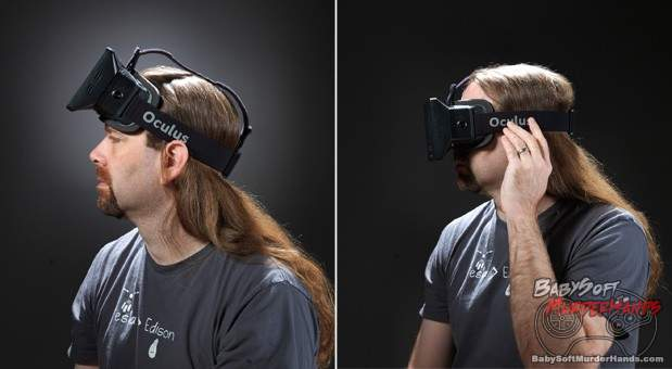 Valve Joe Ludwig Oculus Rift 1