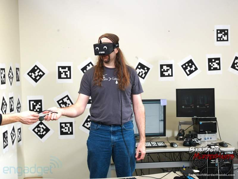 Valve Joe Ludwig Oculus Rift 2