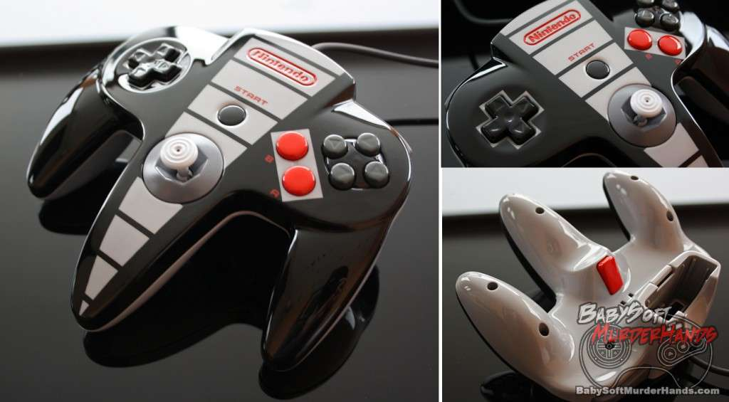 custom_nes_themed_n64_controller_by_zoki64-d5udu6l