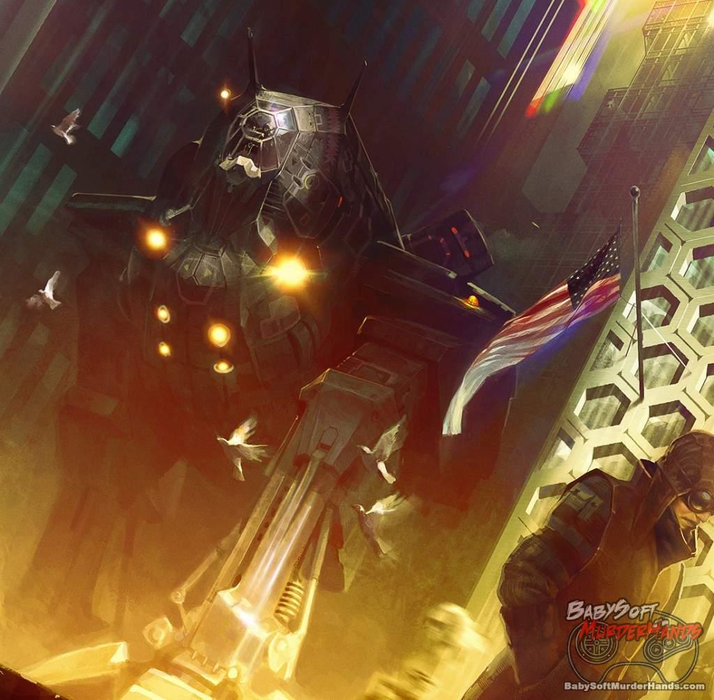 cyberpunk 2077 art 1