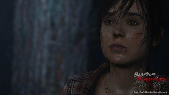 ellen page E3 beyond two souls Quantic Dream has Already Started Developing a PlayStation 4 Game