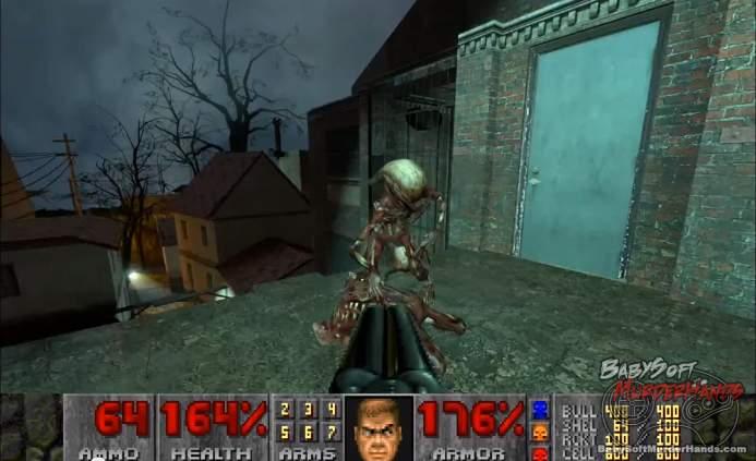 gmDoom Garrys Mod Doom Mod 1
