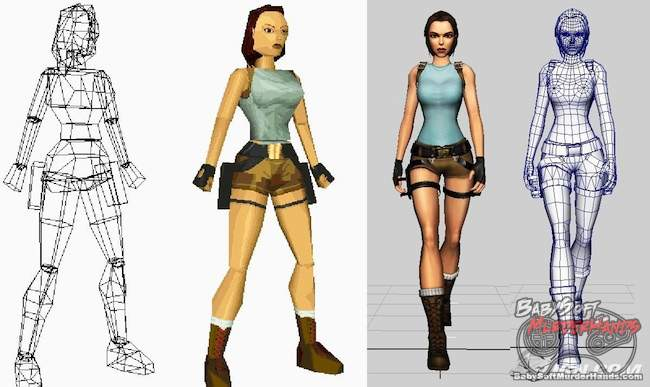 lara croft tomb raider Girl Gamers Tom Abernathy