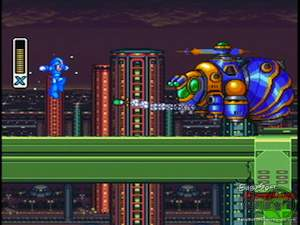 mega man x capcom