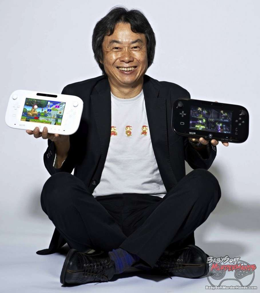 shigeru miyamoto not retiring yet