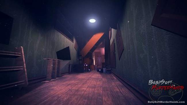 Among The Sleep gameplay screenshot 2 Krillbite