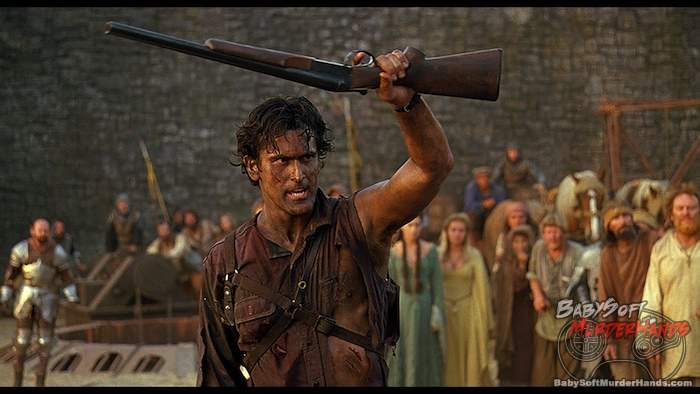Army of Darkness scene