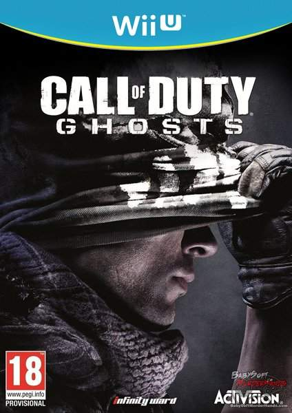 Call of Duty Ghosts leak